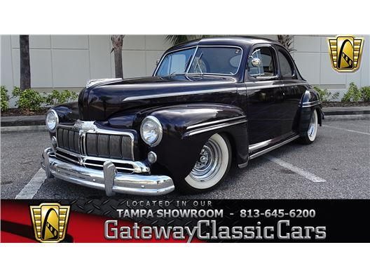 1948 Mercury Coupe for sale in Ruskin, Florida 33570