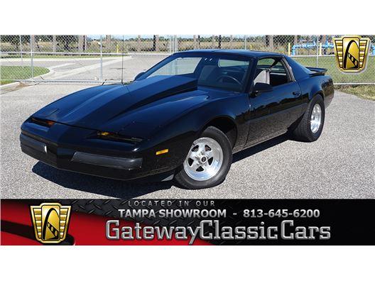 1987 Pontiac Firebird for sale in Ruskin, Florida 33570