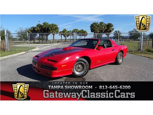 1990 Pontiac Firebird for sale in Ruskin, Florida 33570