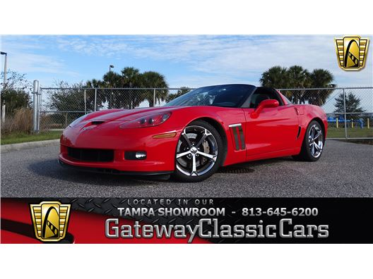 2010 Chevrolet Corvette for sale in Ruskin, Florida 33570