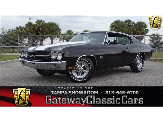 1970 Chevrolet Chevelle for sale in Ruskin, Florida 33570