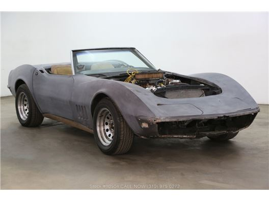 1968 Chevrolet Corvette for sale in Los Angeles, California 90063