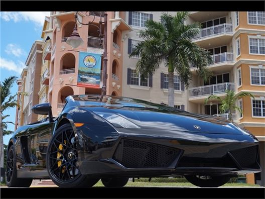 2013 Lamborghini Gallardo LP 550-2 Spyder for sale in Naples, Florida 34104