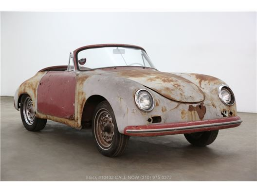 1958 Porsche 356A for sale in Los Angeles, California 90063