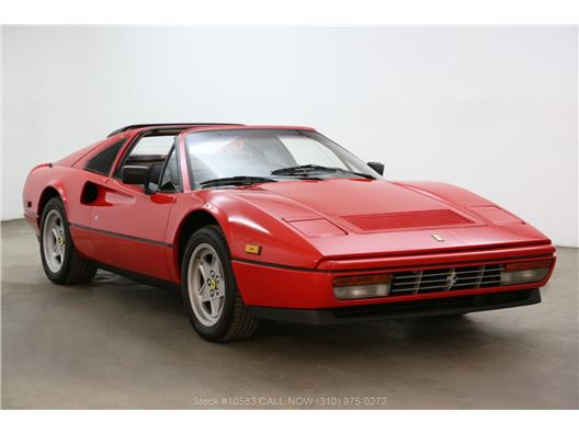 1987 Ferrari 328 GTS for sale in Los Angeles, California 90063