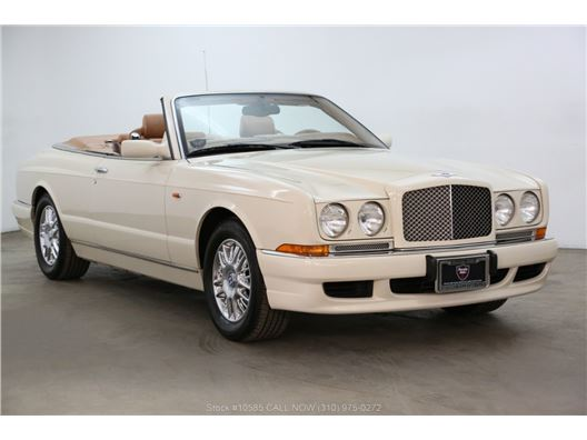 2001 Bentley Azure for sale in Los Angeles, California 90063