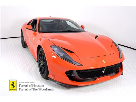 2018 Ferrari 812 Superfast for sale in Houston, Texas 77057