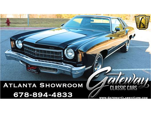 1975 Chevrolet Monte Carlo for sale in Alpharetta, Georgia 30005