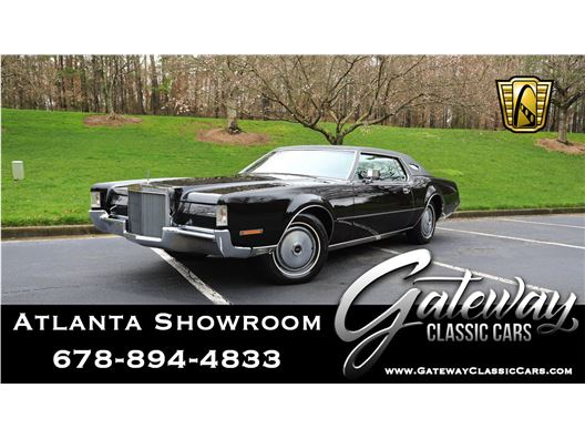 1972 Lincoln Mark for sale in Alpharetta, Georgia 30005