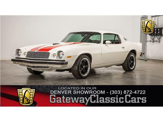 1977 Chevrolet Camaro for sale in Englewood, Colorado 80112