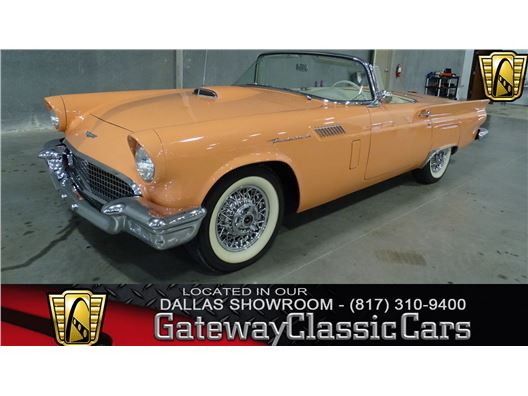 1957 Ford Thunderbird for sale in DFW Airport, Texas 76051