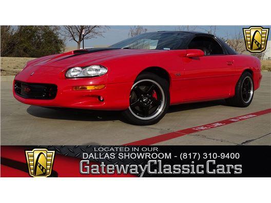 2000 Chevrolet Camaro for sale in DFW Airport, Texas 76051