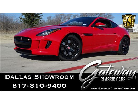 2016 Jaguar F Type for sale in DFW Airport, Texas 76051