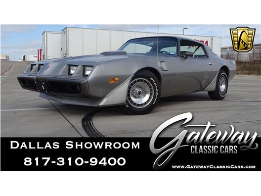 1979 Pontiac Firebird for sale in DFW Airport, Texas 76051