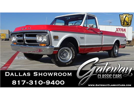 1972 GMC C1500 for sale in DFW Airport, Texas 76051
