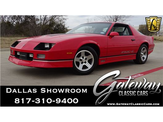 1989 Chevrolet Camaro for sale in DFW Airport, Texas 76051