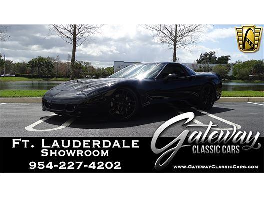 1999 Chevrolet Corvette for sale in Coral Springs, Florida 33065