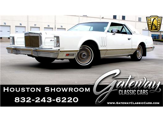 1979 Lincoln Mark for sale in Houston, Texas 77090