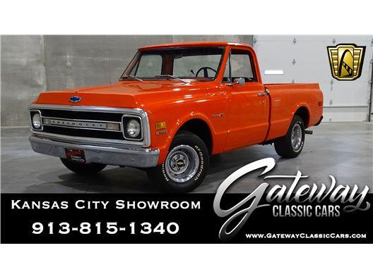 1969 Chevrolet Truck for sale in Olathe, Kansas 66061
