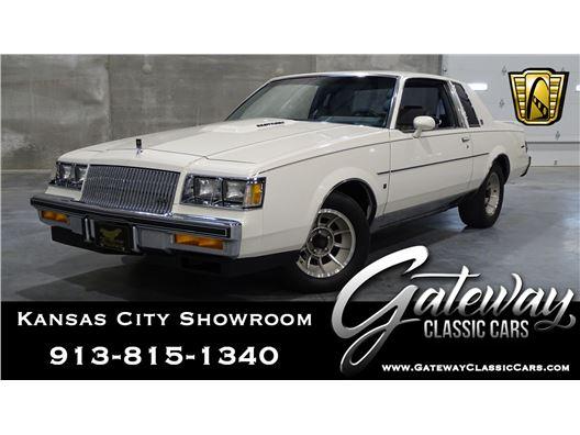 1987 Buick Regal for sale in Olathe, Kansas 66061
