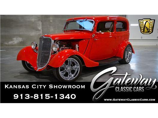 1933 Ford Sedan for sale in Olathe, Kansas 66061
