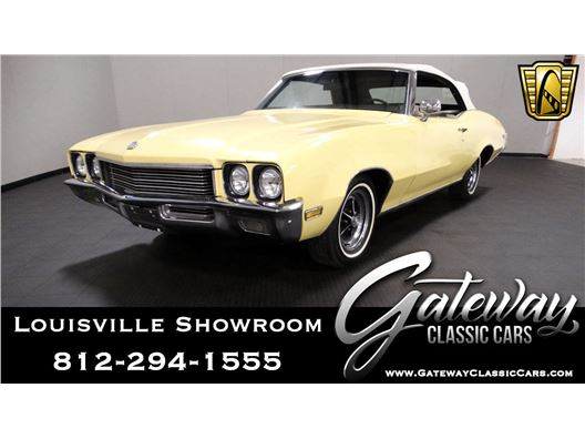 1972 Buick Skylark for sale in Memphis, Indiana 47143