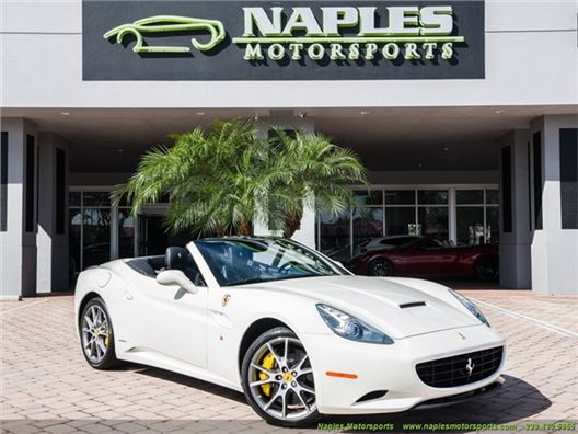 2013 Ferrari California for sale in Naples, Florida 34104