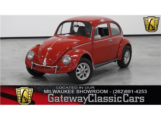 1968 Volkswagen Beetle for sale in Kenosha, Wisconsin 53144