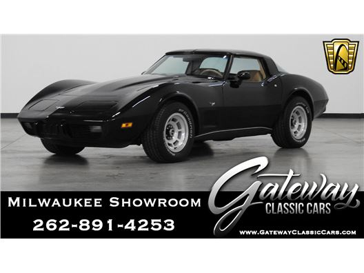 1979 Chevrolet Corvette for sale in Kenosha, Wisconsin 53144