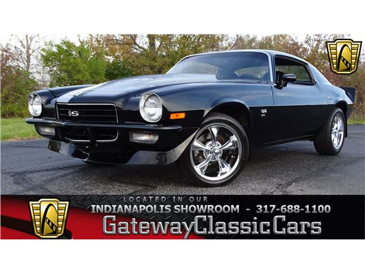 1971 Chevrolet Camaro for sale in Indianapolis, Indiana 46268