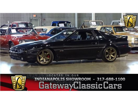 1991 Toyota Supra for sale in Indianapolis, Indiana 46268