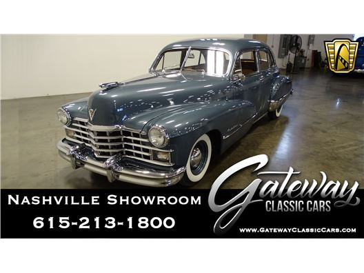 1947 Cadillac Series 62 for sale in La Vergne