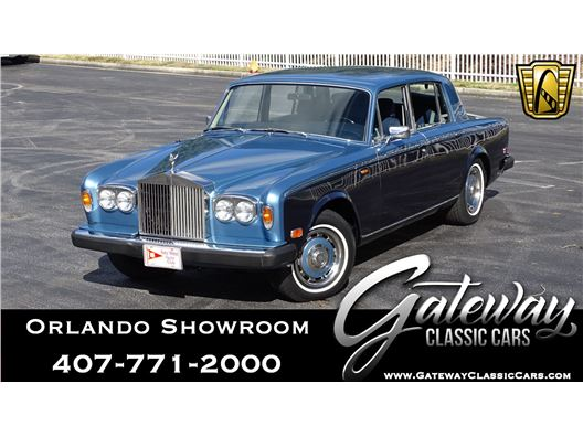 1979 Rolls-Royce Silver Shadow for sale in Lake Mary, Florida 32746