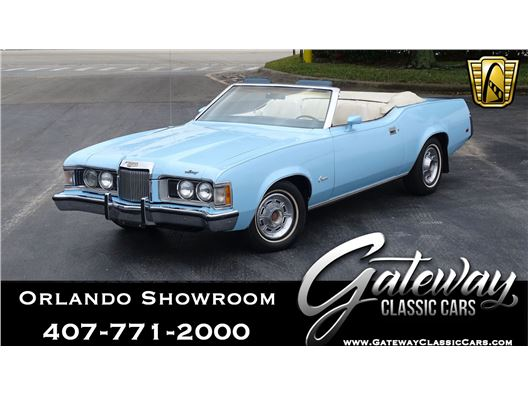1973 Mercury Cougar for sale in Lake Mary, Florida 32746