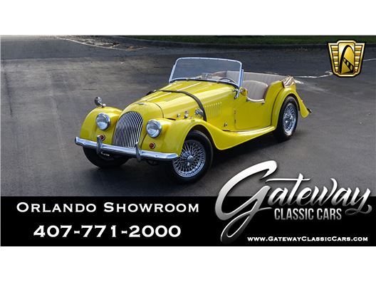 1961 Morgan Plus 4 for sale in Lake Mary, Florida 32746