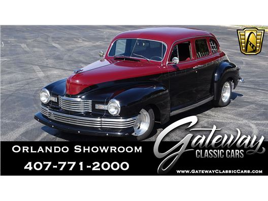 1948 Nash Ambassador for sale in Lake Mary, Florida 32746