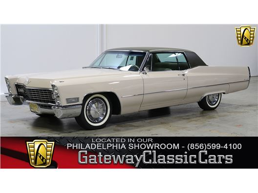 1967 Cadillac Coupe deVille for sale in West Deptford, New Jersey 8066