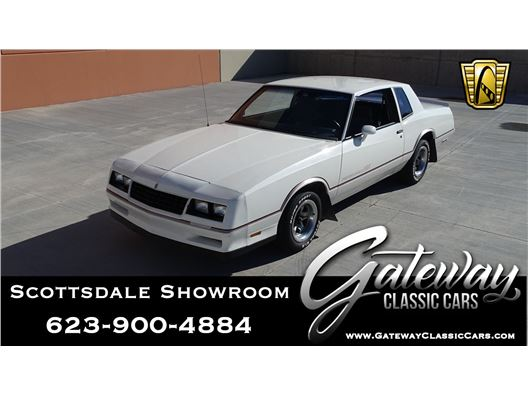 1985 Chevrolet Monte Carlo for sale in Deer Valley, Arizona 85027