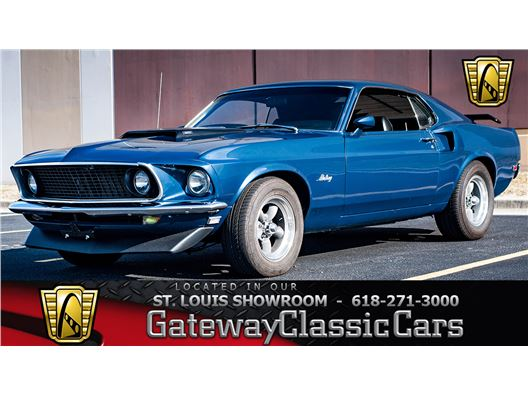 1969 Ford Mustang for sale in OFallon, Illinois 62269