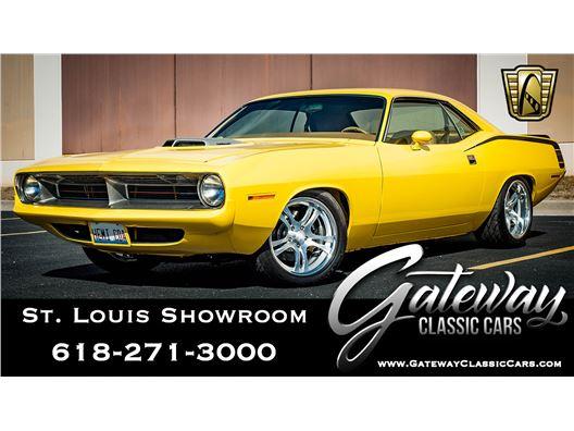 1970 Plymouth Barracuda for sale in OFallon, Illinois 62269