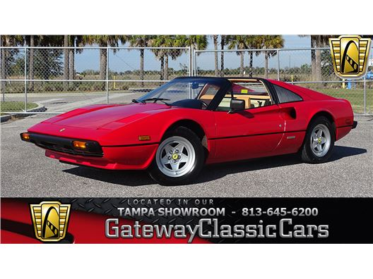1981 Ferrari 308 for sale in Ruskin, Florida 33570