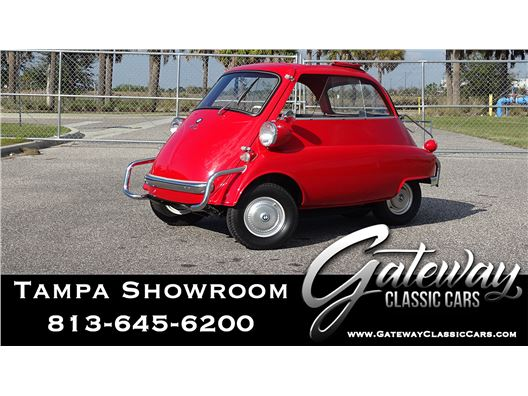 1958 BMW Isetta for sale in Ruskin, Florida 33570