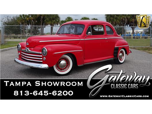 1948 Ford Super Deluxe for sale in Ruskin, Florida 33570