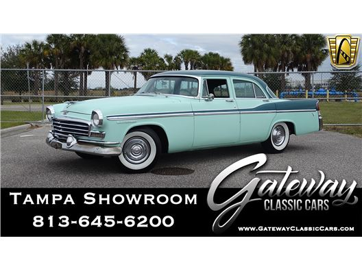 1956 Chrysler Windsor for sale in Ruskin, Florida 33570