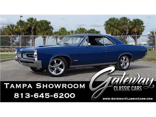 1966 Pontiac LeMans for sale in Ruskin, Florida 33570