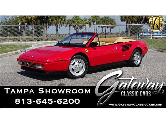 1988 Ferrari Mondial for sale in Ruskin, Florida 33570