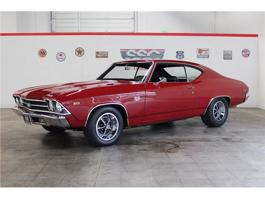 1969 Chevrolet Chevelle for sale in Fairfield, California 94534