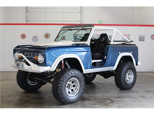 1968 Ford Bronco for sale in Fairfield, California 94534