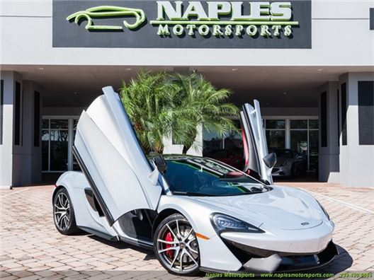 2017 McLaren 570 GT for sale in Naples, Florida 34104