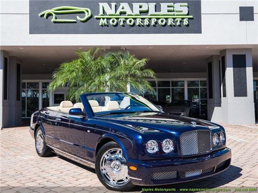 2009 Bentley Azure for sale in Naples, Florida 34104